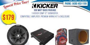 GO BIG: Sundown Audio 6,000 WATT Ultimate Bass Package - Car